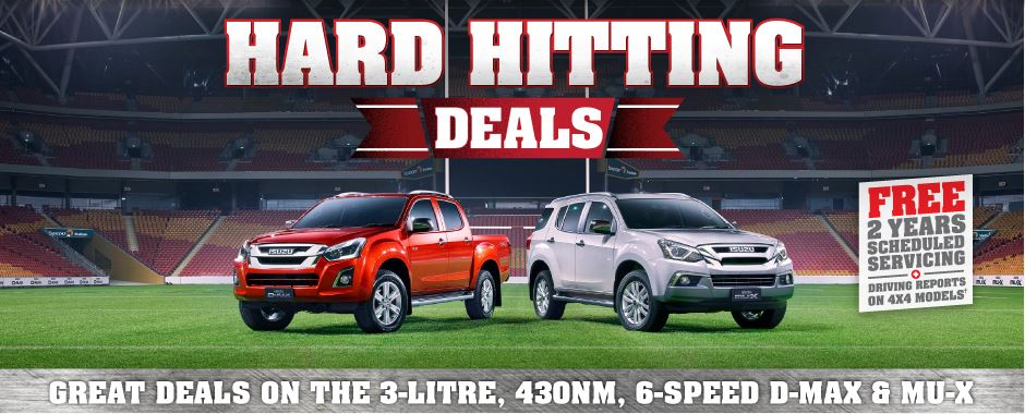 Hard Hitting Deals