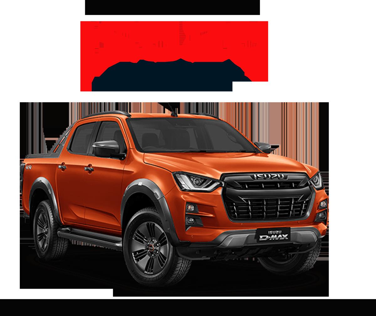 NEW ISUZU D-MAX & MU-X | USED CARS